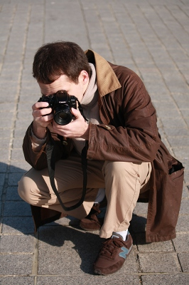 Myself, shooting